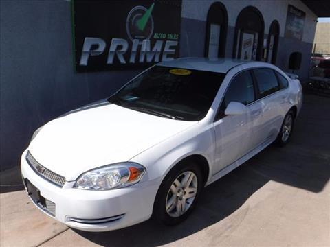 2012 Chevrolet Impala for sale in Phoenix, AZ