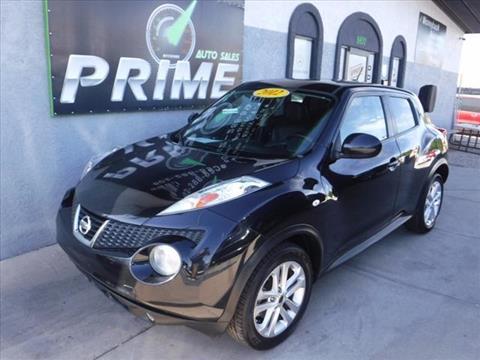 2012 Nissan JUKE for sale in Phoenix, AZ