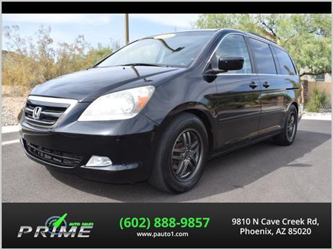 2006 Honda Odyssey for sale in Phoenix, AZ