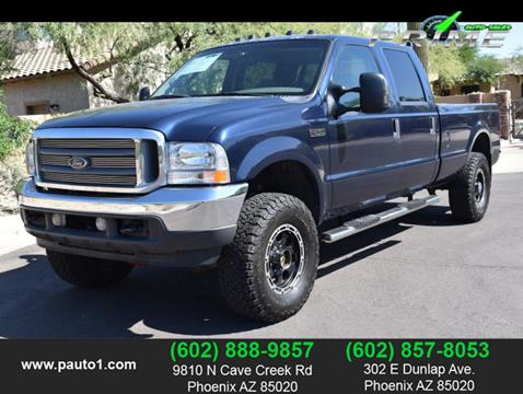 2004 Ford F-250 Super Duty for sale in Phoenix, AZ