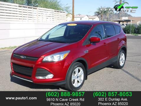 2014 Ford Escape for sale in Phoenix, AZ