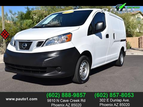 Miraculous 2015 Nissan Nv200 For Sale In Phoenix Az Machost Co Dining Chair Design Ideas Machostcouk