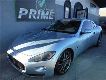 2008 Maserati GranTurismo for sale in Phoenix, AZ