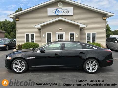 2012 Jaguar XJL for sale in Jackson, MO