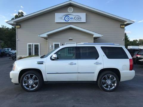 2009 Cadillac Escalade Hybrid for sale in Jackson, MO