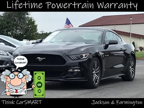 2016 Ford Mustang for sale in Jackson, MO