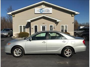 2002 Toyota Camry for sale in Jackson, MO