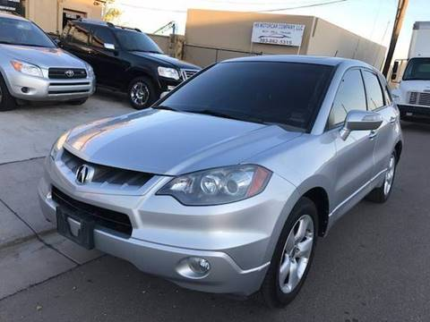 2008 Acura RDX for sale at His Motorcar Company in Englewood CO