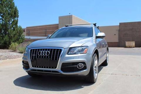 2011 Audi Q5 for sale at His Motorcar Company in Englewood CO