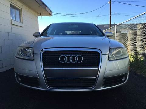 2005 Audi A6 for sale at His Motorcar Company in Englewood CO