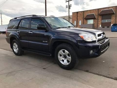 2006 Toyota 4Runner for sale at His Motorcar Company in Englewood CO