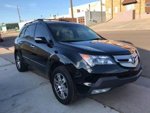 2008 Acura MDX for sale at His Motorcar Company in Englewood CO