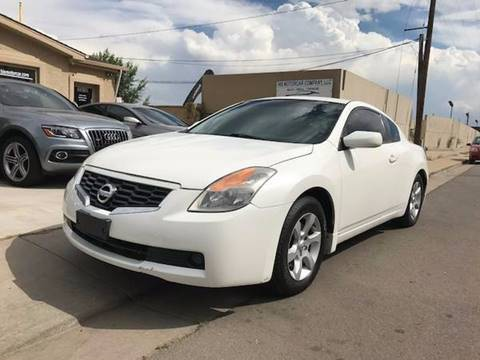 2009 Nissan Altima for sale at His Motorcar Company in Englewood CO