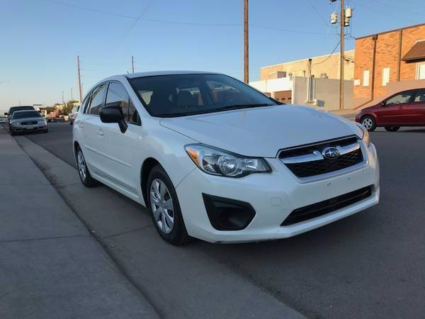 2013 Subaru Impreza for sale at His Motorcar Company in Englewood CO