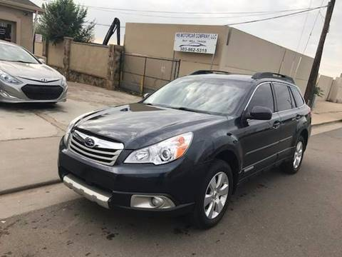 2012 Subaru Outback for sale at His Motorcar Company in Englewood CO