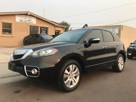 2010 Acura RDX for sale at His Motorcar Company in Englewood CO