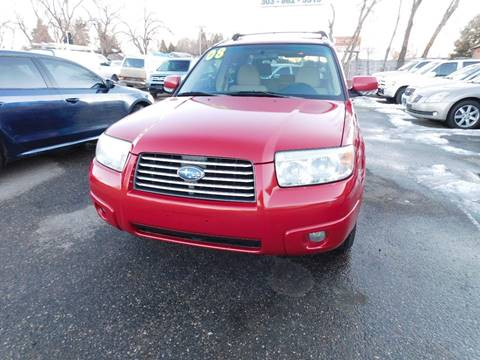 2006 Subaru Forester for sale at His Motorcar Company in Englewood CO