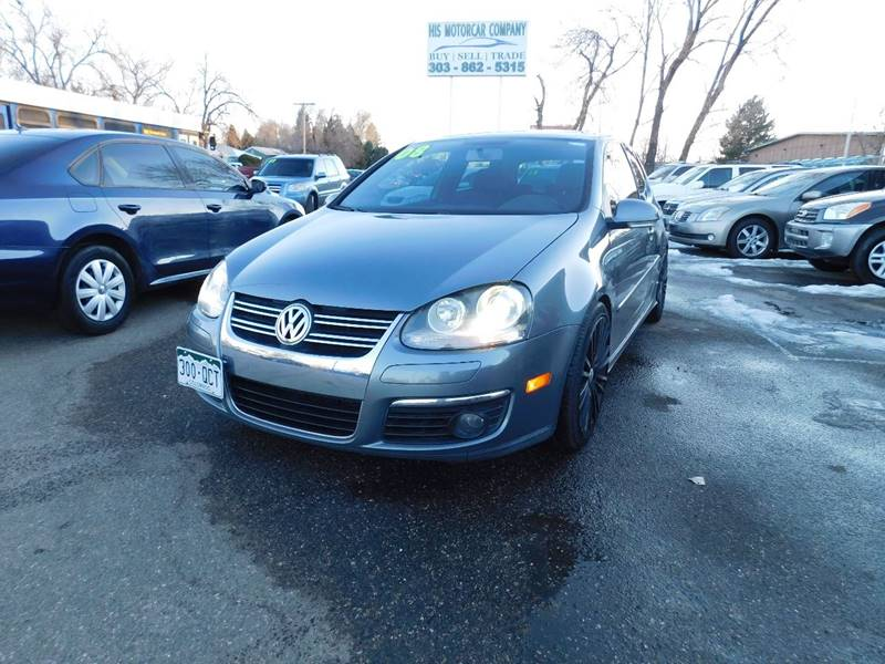 2008 Volkswagen GTI for sale at His Motorcar Company in Englewood CO