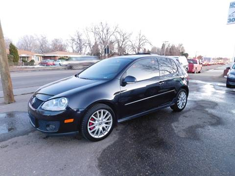 2007 Volkswagen GTI for sale at His Motorcar Company in Englewood CO