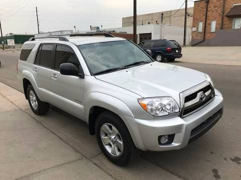 2007 Toyota 4Runner for sale at His Motorcar Company in Englewood CO