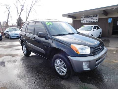 2003 Toyota RAV4 for sale at His Motorcar Company in Englewood CO