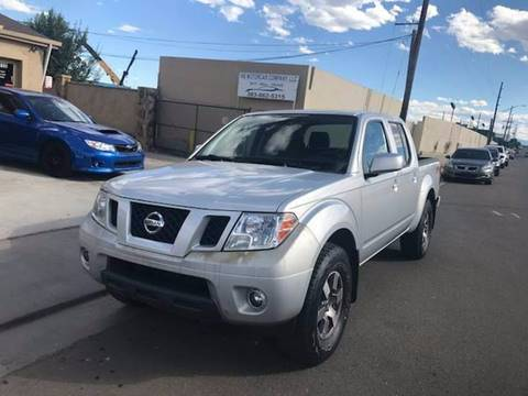 2011 Nissan Frontier for sale at His Motorcar Company in Englewood CO