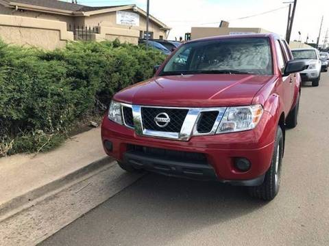 2012 Nissan Frontier for sale at His Motorcar Company in Englewood CO