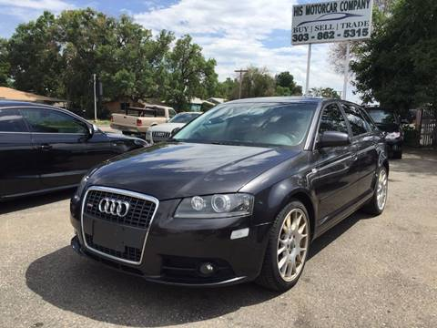 2007 Audi A3 for sale at His Motorcar Company in Englewood CO