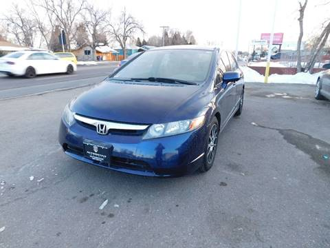 2007 Honda Civic for sale at His Motorcar Company in Englewood CO