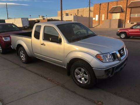 2010 Nissan Frontier for sale at His Motorcar Company in Englewood CO