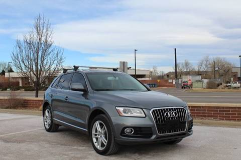 2013 Audi Q5 for sale at His Motorcar Company in Englewood CO