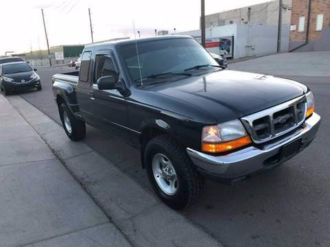 2000 Ford Ranger for sale at His Motorcar Company in Englewood CO