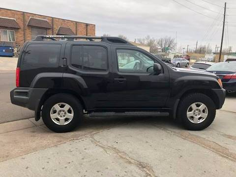 2008 Nissan Xterra for sale at His Motorcar Company in Englewood CO
