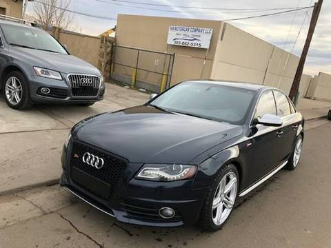2012 Audi S4 for sale at His Motorcar Company in Englewood CO