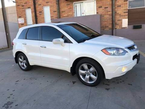 2007 Acura RDX for sale at His Motorcar Company in Englewood CO