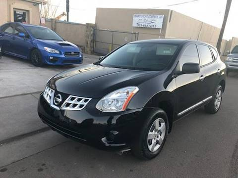 2013 Nissan Rogue for sale at His Motorcar Company in Englewood CO