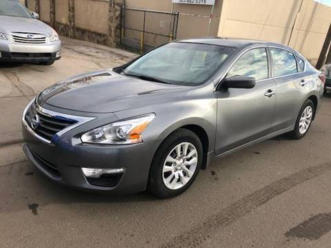 2015 Nissan Altima for sale at His Motorcar Company in Englewood CO