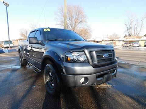 2007 Ford F-150 for sale at His Motorcar Company in Englewood CO