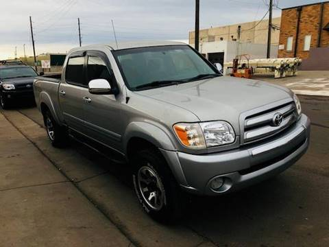 2006 Toyota Tundra for sale at His Motorcar Company in Englewood CO