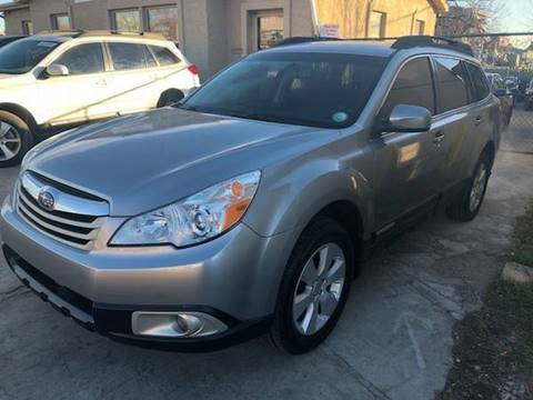 2011 Subaru Outback for sale at His Motorcar Company in Englewood CO