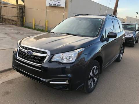 2017 Subaru Forester for sale at His Motorcar Company in Englewood CO