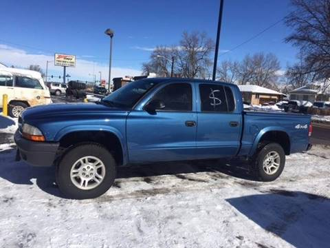 2004 Dodge Dakota for sale at His Motorcar Company in Englewood CO