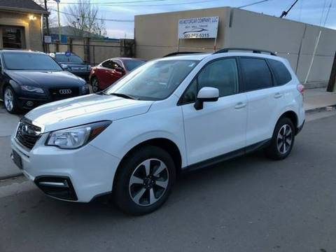 2018 Subaru Forester for sale at His Motorcar Company in Englewood CO