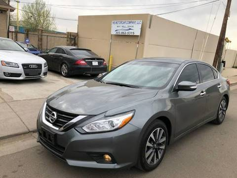2017 Nissan Altima for sale at His Motorcar Company in Englewood CO