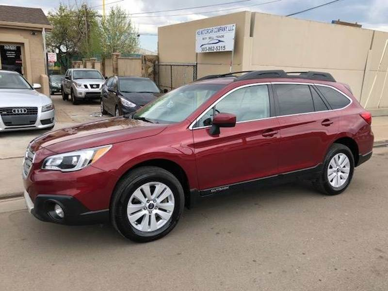 2015 Subaru Outback for sale at His Motorcar Company in Englewood CO