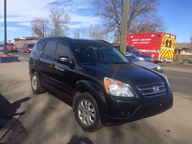 2006 Honda CR-V for sale at His Motorcar Company in Englewood CO