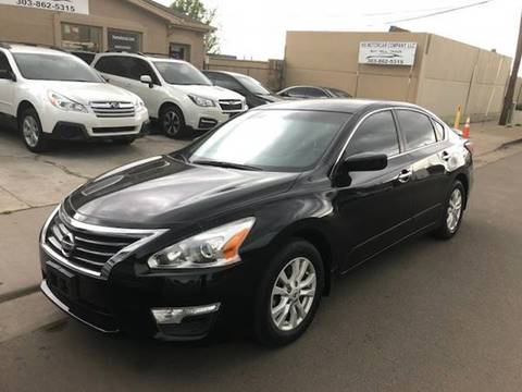 2014 Nissan Altima for sale at His Motorcar Company in Englewood CO