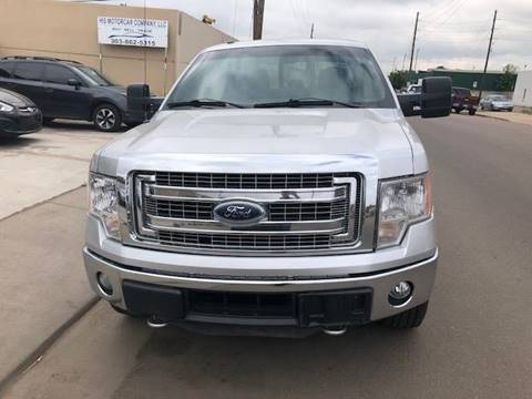 2014 Ford F-150 for sale at His Motorcar Company in Englewood CO