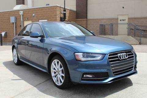 2015 Audi A4 for sale at His Motorcar Company in Englewood CO
