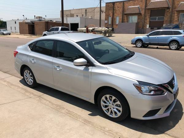 2017 Nissan Sentra for sale at His Motorcar Company in Englewood CO